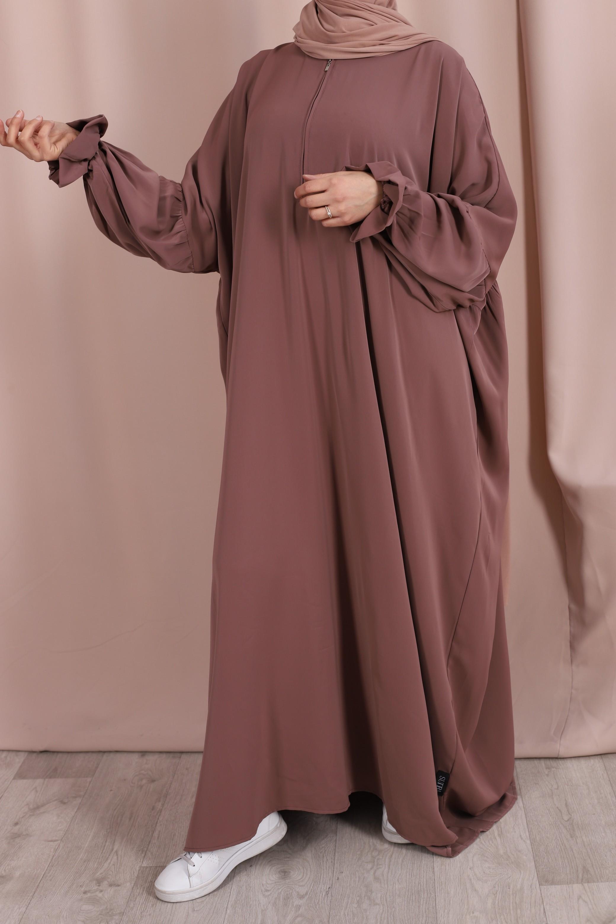 Abaya sarah violine