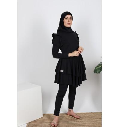 Burkini TUNIS noir