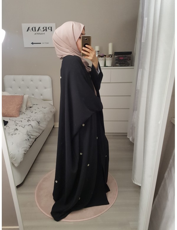 Abaya creation black
