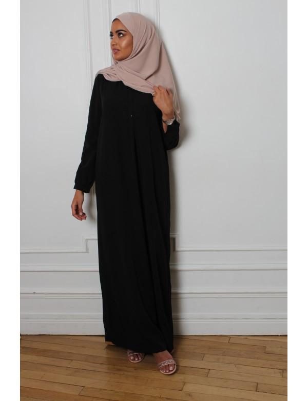 Abaya basic noir