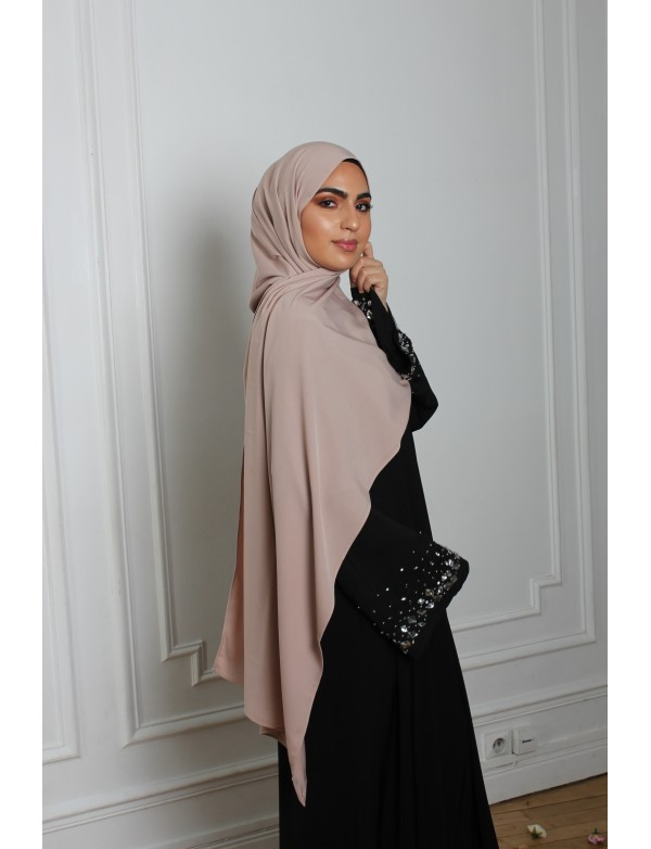 Creation maxi hijab BEIGE