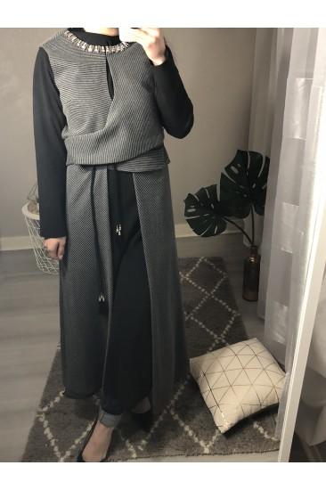 Robe longue louna