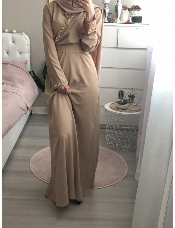 Abaya evase amani