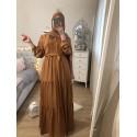 Robe DOLL camel