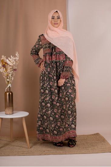 Robe longue esma