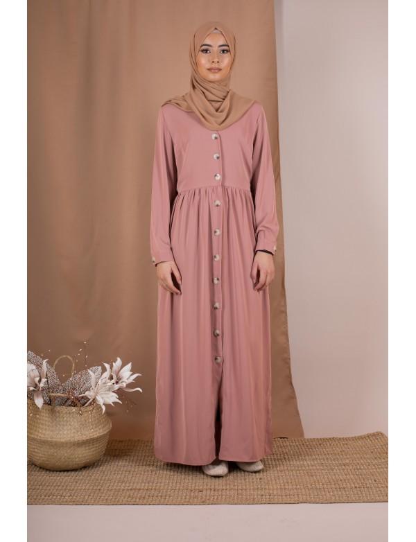 Robe chemise blossom