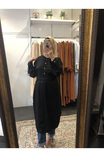 Tunique belt black