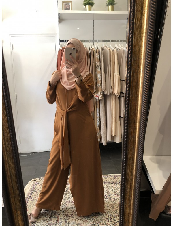Combinaison noeud camel
