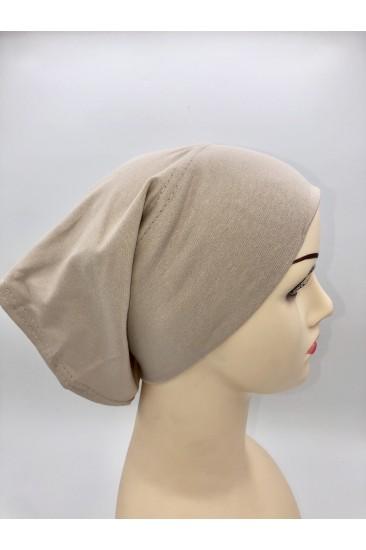 Bonnet tube coton