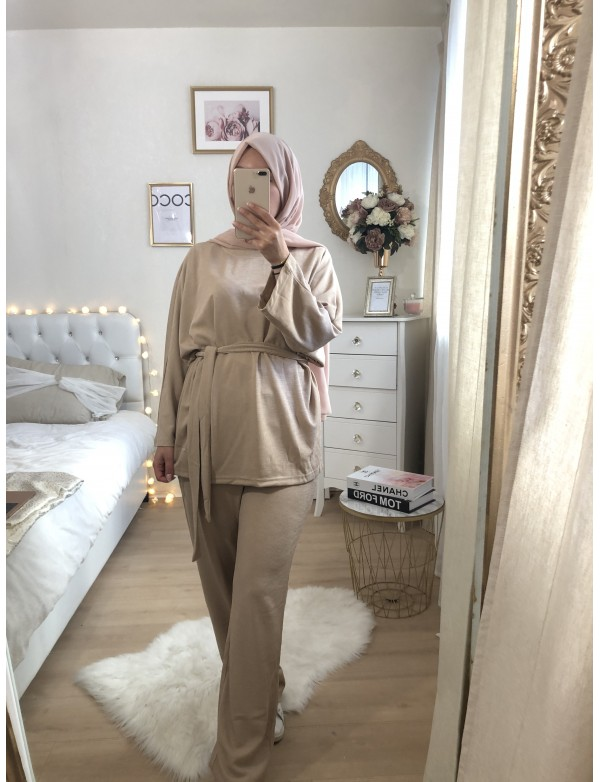 ENSEMBLE EVERYDAY beige