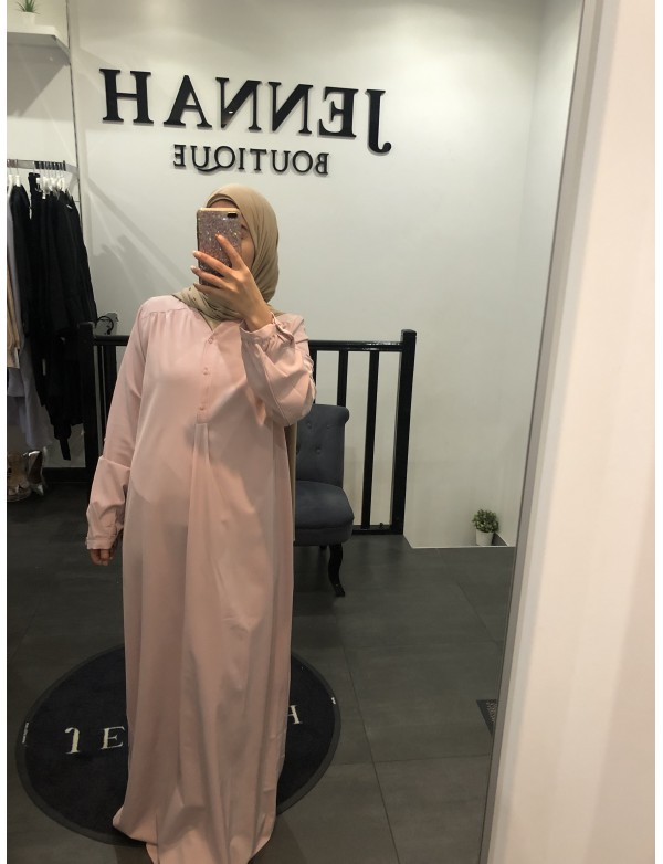 PROMO - abaya basic
