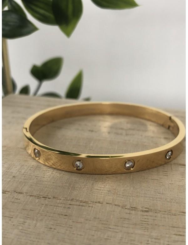 Bracelet carra dore