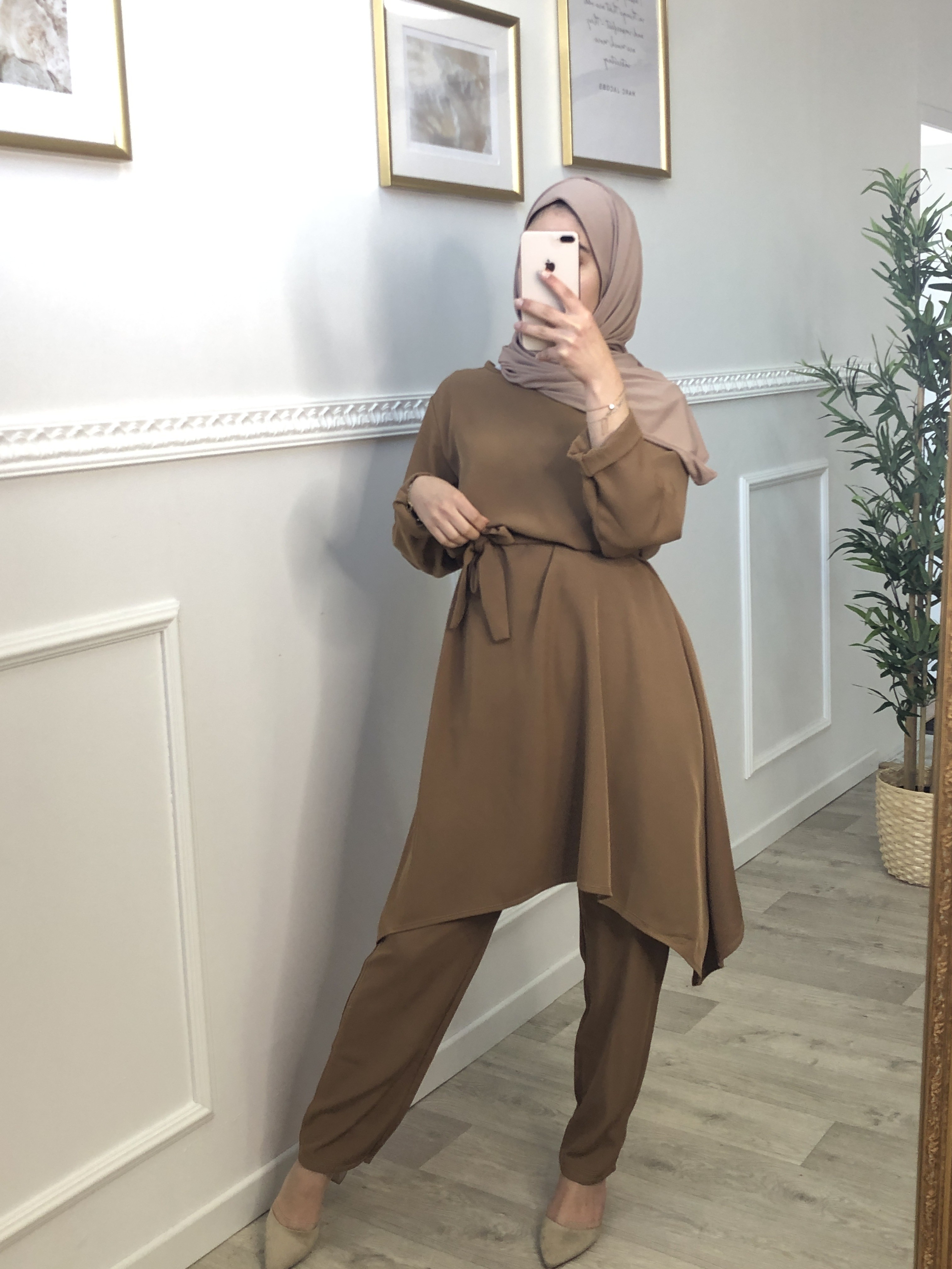 Ensemble pantalon jihene