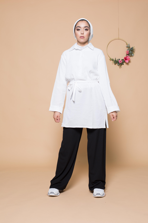 Tunqiue kimy blanc