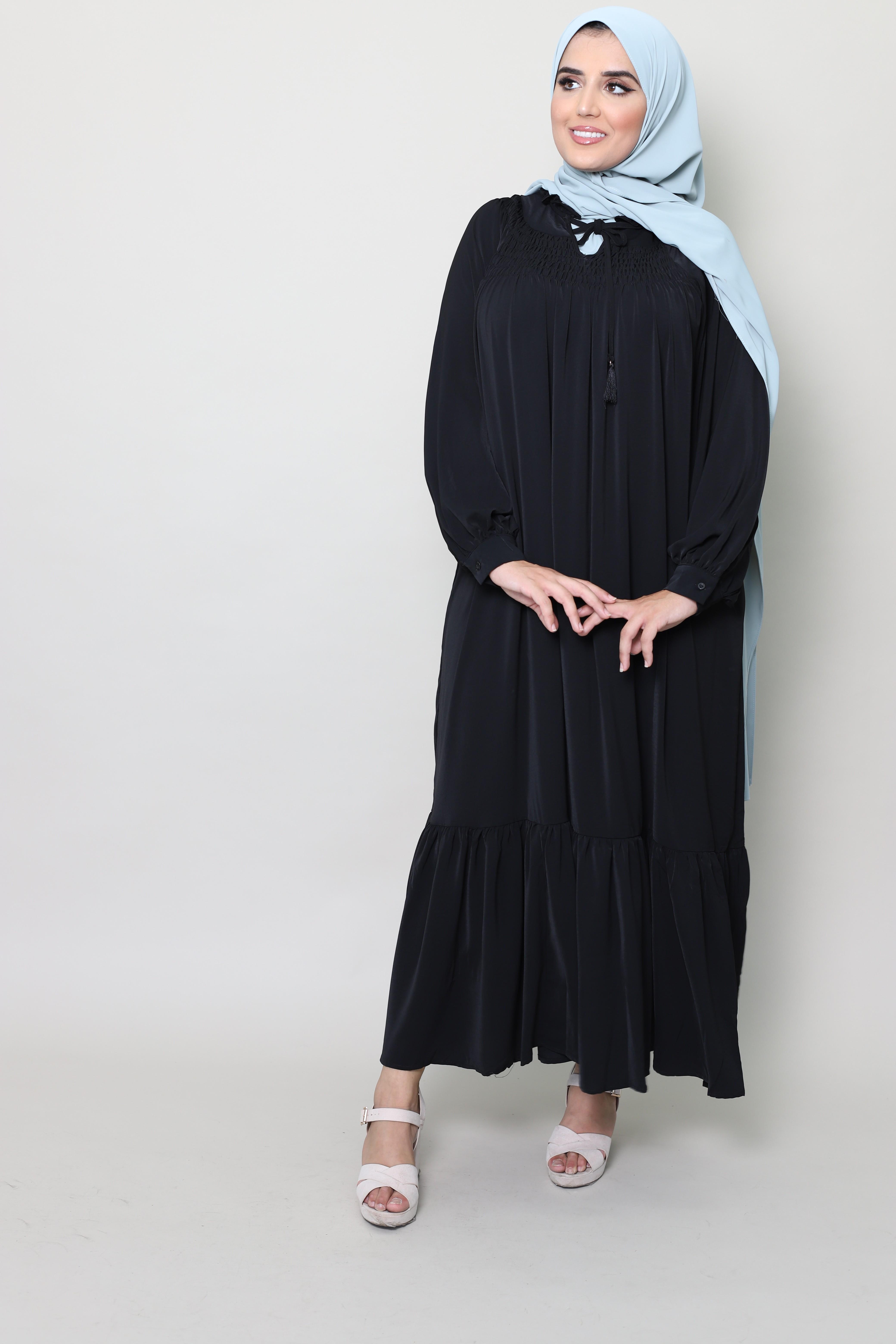 Robe sarah noir