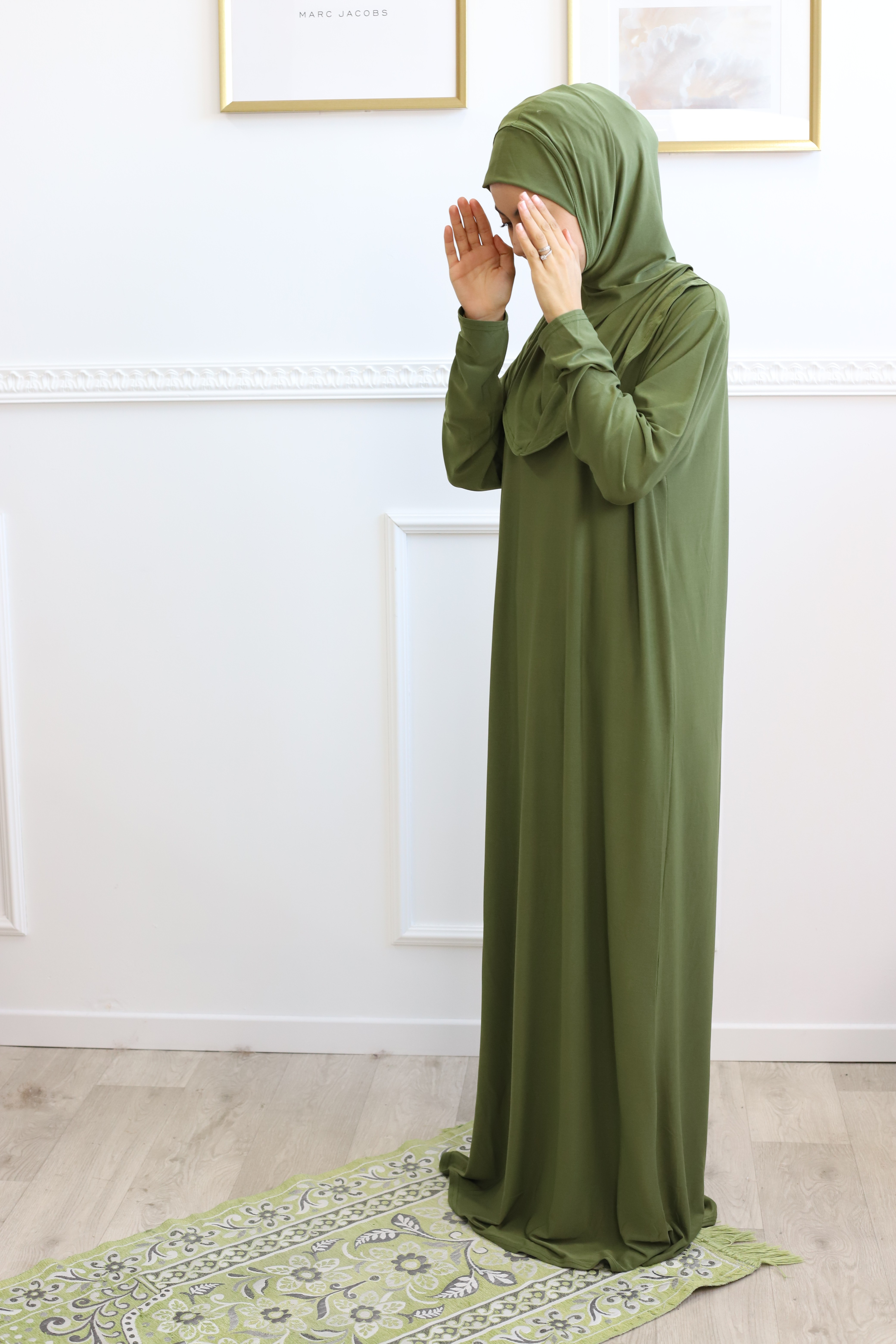 Tenue de prière