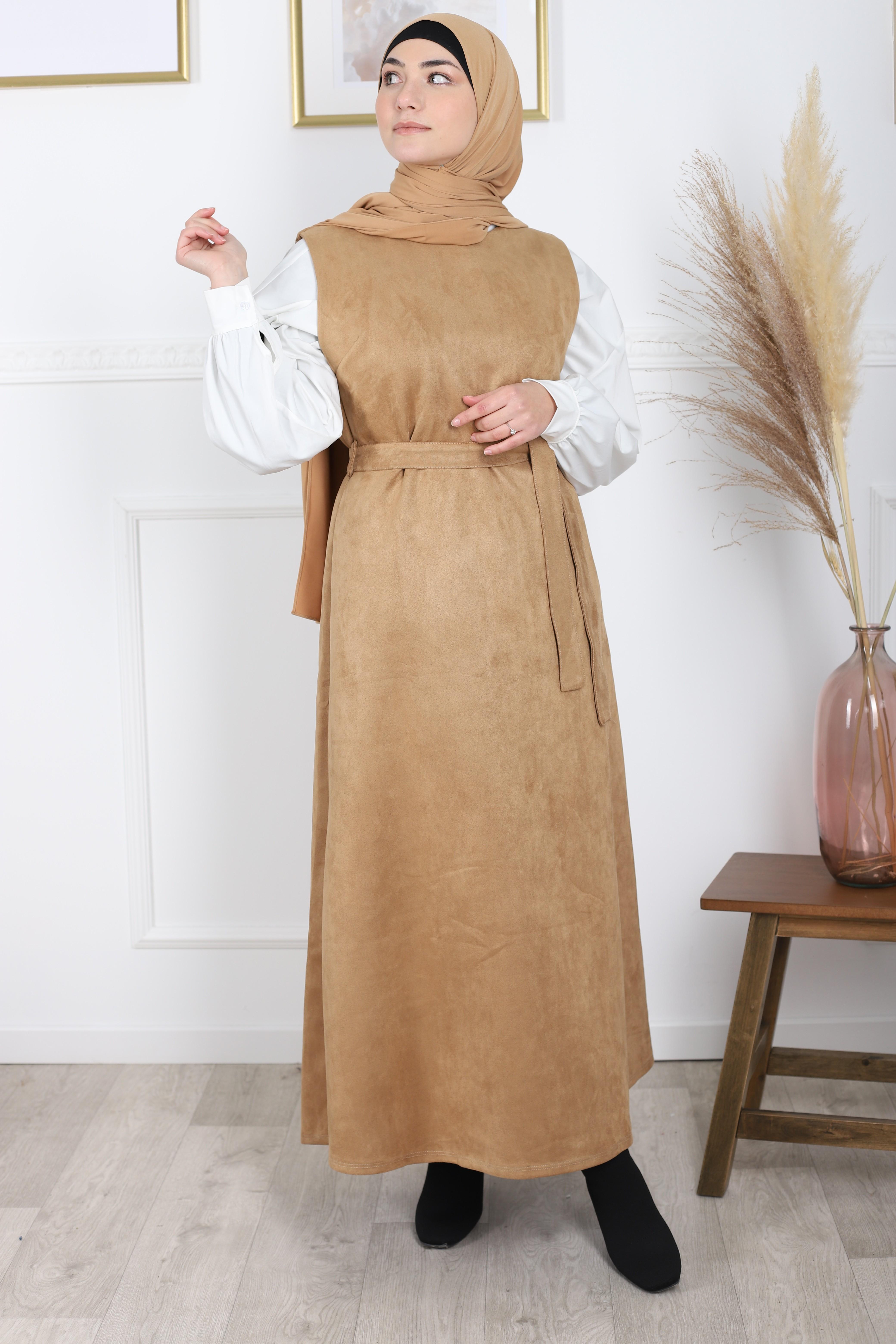 Robe eva camel