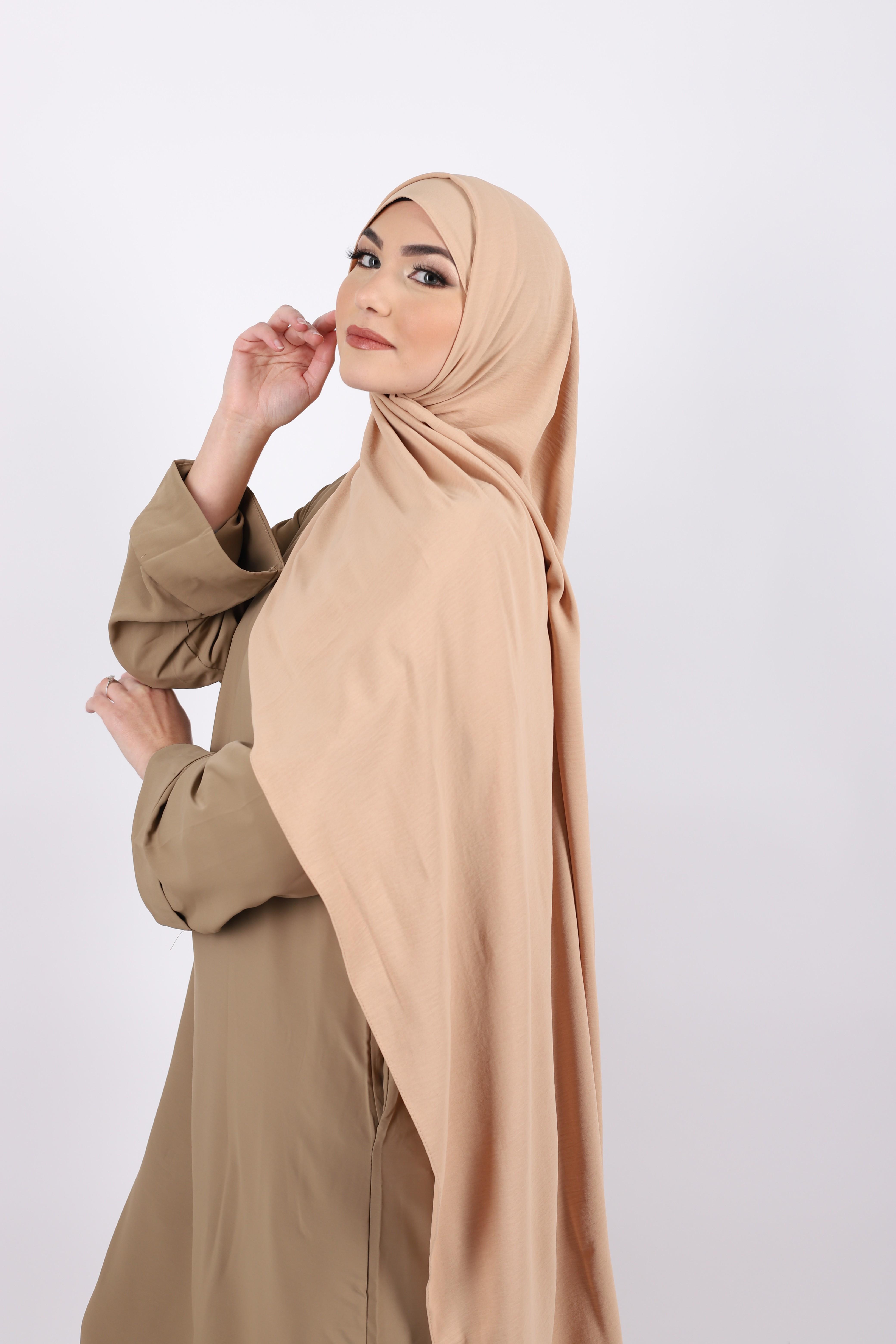 Hijab jazz beige