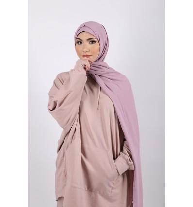 Hijab jazz lilac