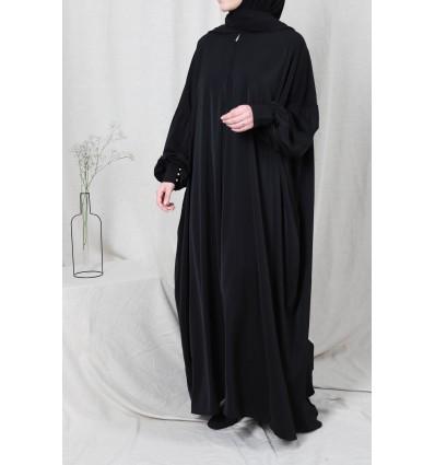 Abaya safiya noir