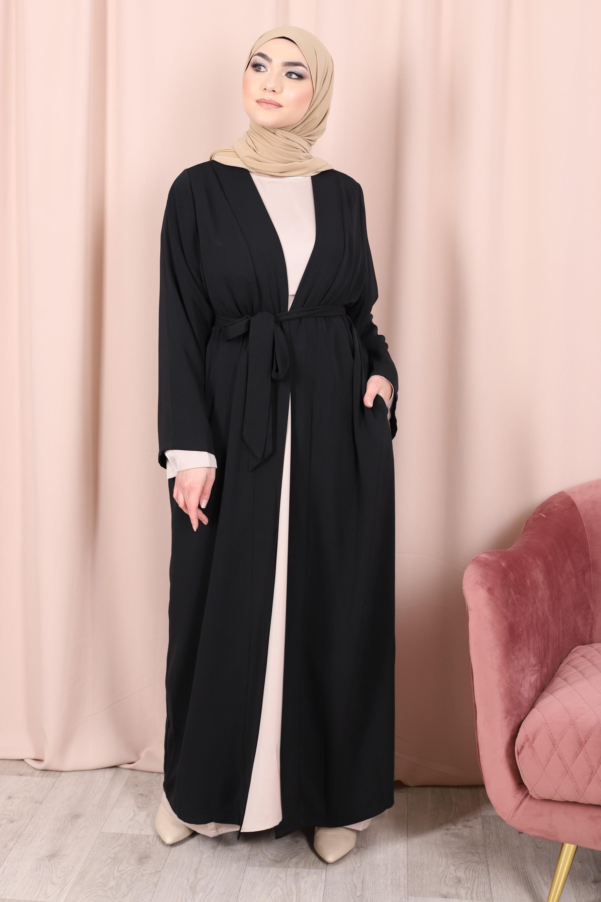 Kimono basic noir