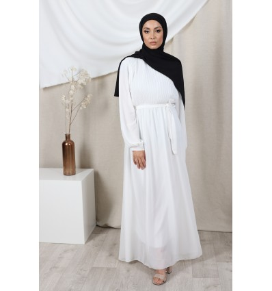 Robe jenny blanche